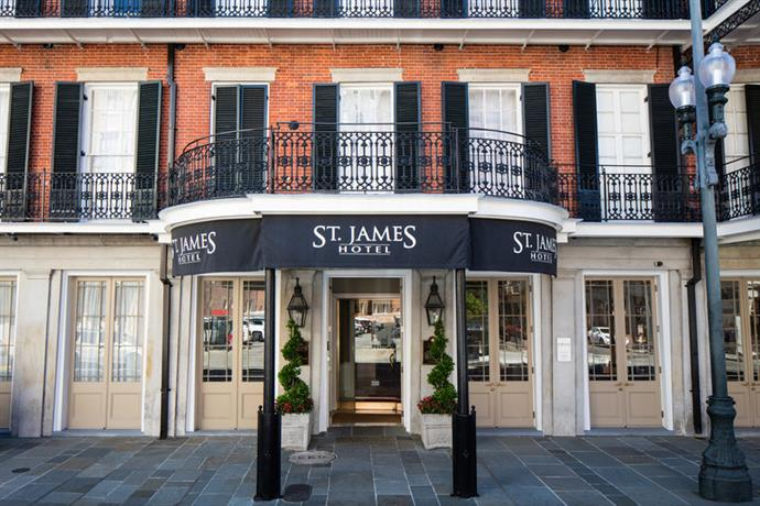 St James Hotel an Ascend Collection Hotel