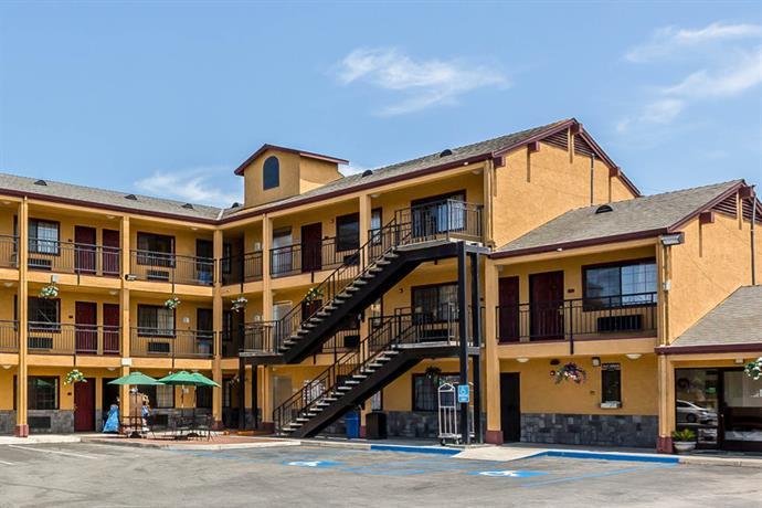 Quality Inn on 144 Kern Street
