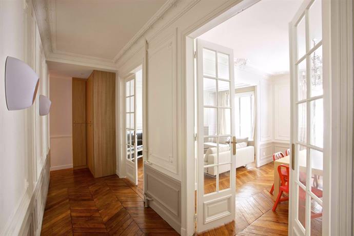 My flat in paris 16th compare deals for Flat hotel paris
