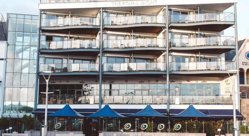 The Royal Yacht Hotel Saint Helier