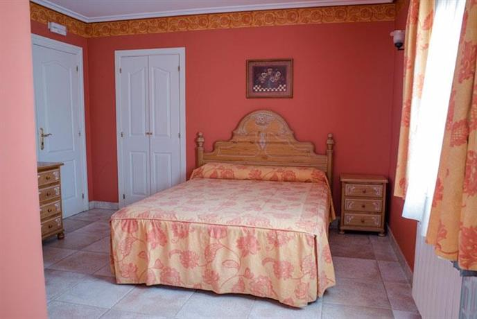 Hotel Restaurante El Castillo Sasamon