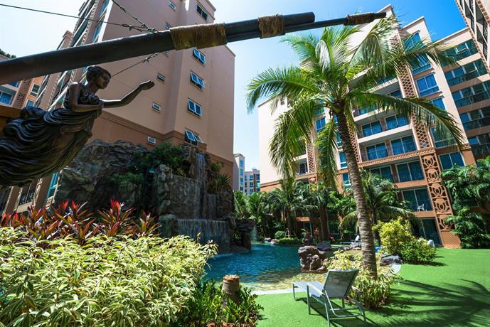 Atlantis condo resort by natnarin pattaya compare deals for Atlantis condo