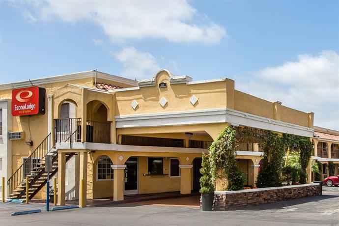Econo Lodge Hotel San Diego