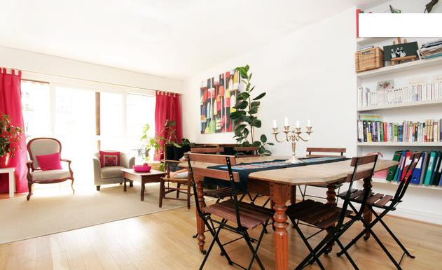 Family flat paris 15 eiffel tower compare deals for Flat hotel paris