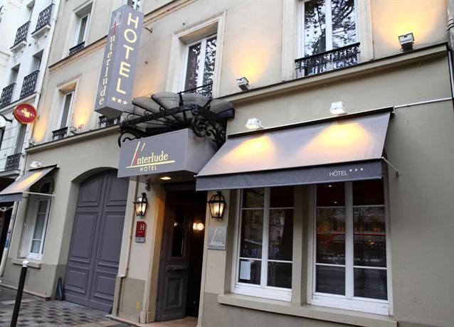 Hotel L Interlude Paris Compare Deals