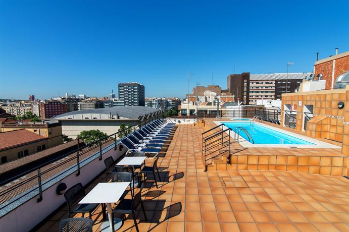 Sunotel aston barcelona compare deals for Hotel aston barcelona calle paris