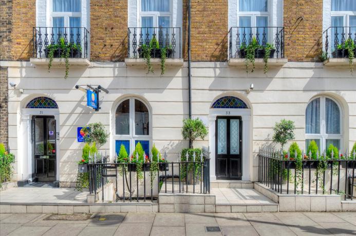 Comfort inn suites kings cross st pancras londres comparez les offres - Consigne saint pancras ...