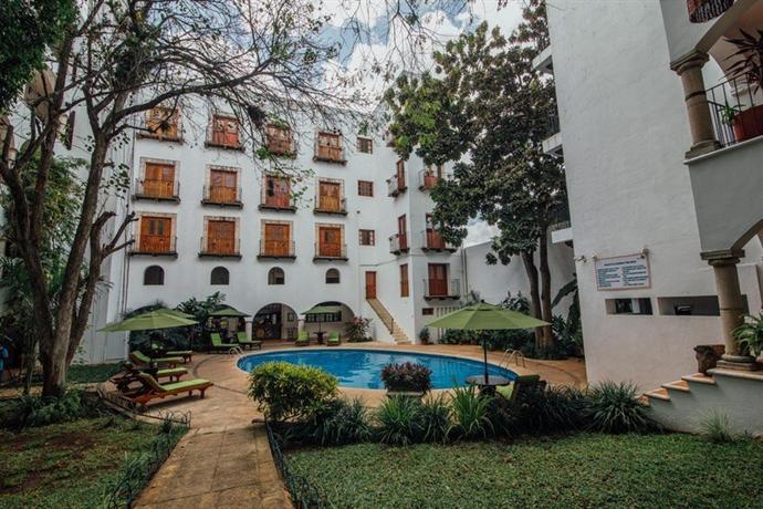 El Meson Del Marques Hotel Valladolid Mexico