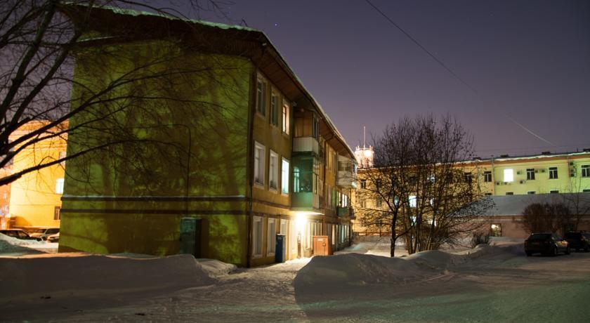 Hostel Nanoch