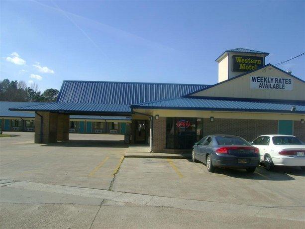 Western Motel Philadelphia Mississippi