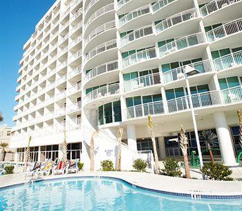 About Sandy Beach Oceanfront Resort Myrtle