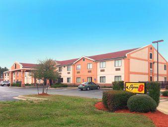 Super 8 Motel Clinton Mississippi