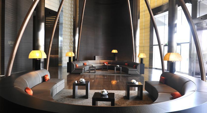 Armani hotel dubai compare deals for Design hotel dubai