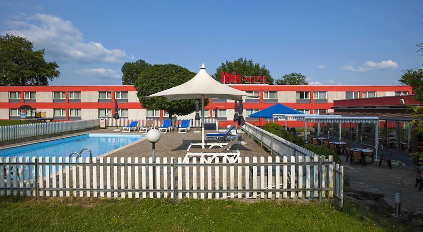 Hotel Ibis Thielle Wavre