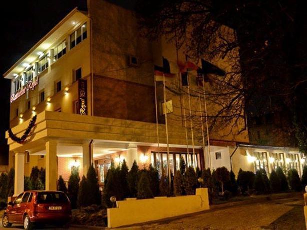 Royal Plaza Hotel Timisoara