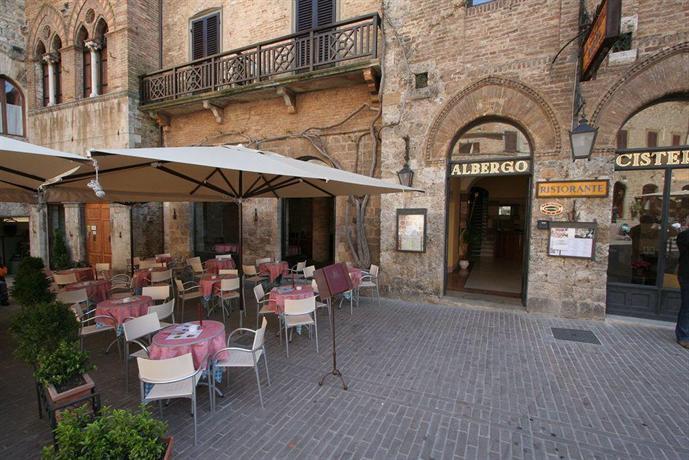 la cisterna hotel, san gimignano - compare deals - Bel Soggiorno San Gimignano Italy 2