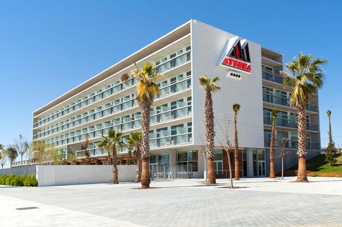 Atenea Port Mataro