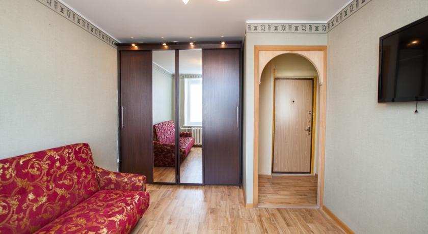 Brusnika Apartments on Babushkinskaya