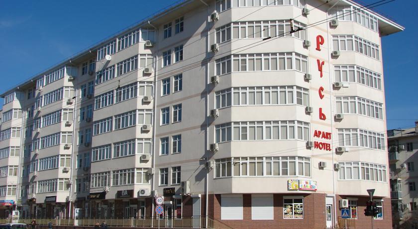 Hotel Rus Novorossiysk
