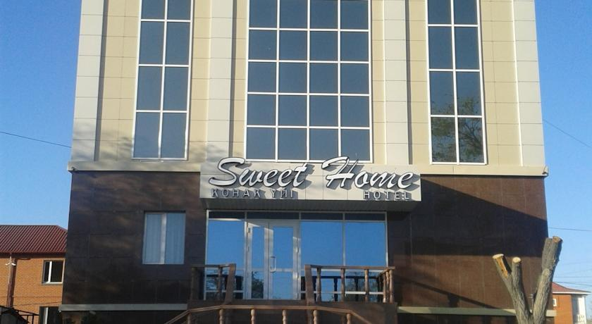 Sweet Home Hotel Atyrau