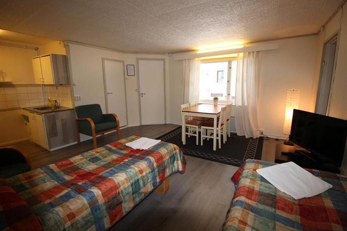 מלון דירות אקנוס פוארה צילום של הוטלס קומביינד - למטייל (2)