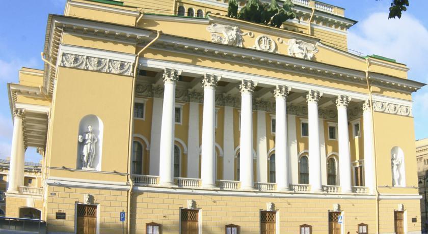 Fontanka  Mini Hotel St Petersburg