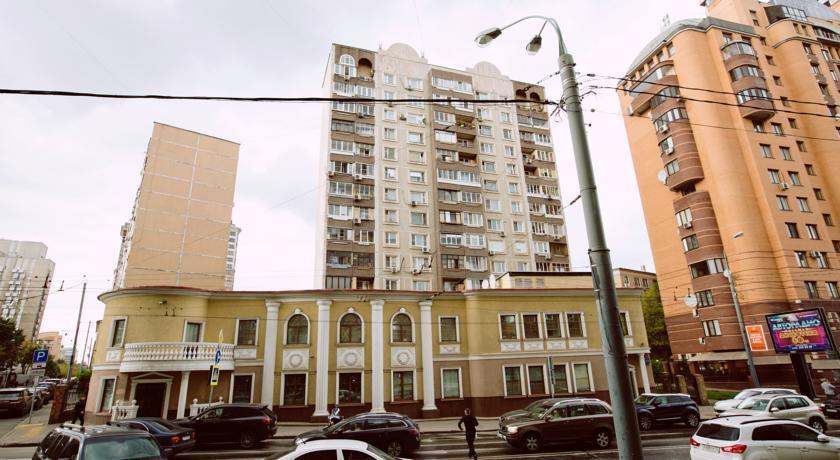 Flatio On Bolshaya Gruzinskaya  Moscow
