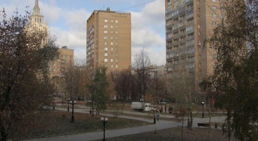 Cosy Apartments on Kievskaya