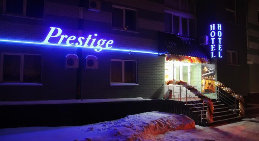 Hotel Prestige Barnaul