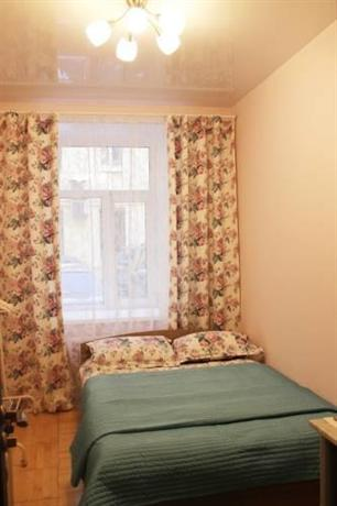 Apartments on Bolshaya Posadskaya 9 5