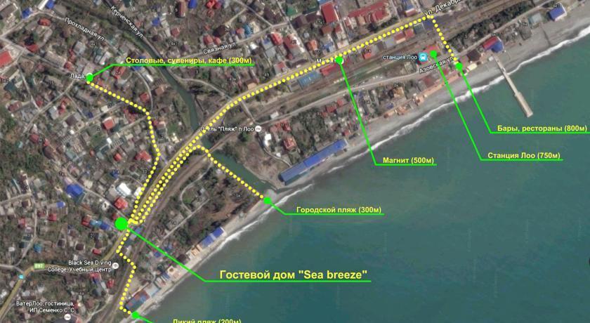 лоо побережье фото и карта диоптрийная коррекция