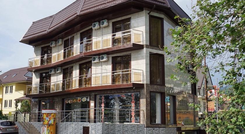 Отель Островок