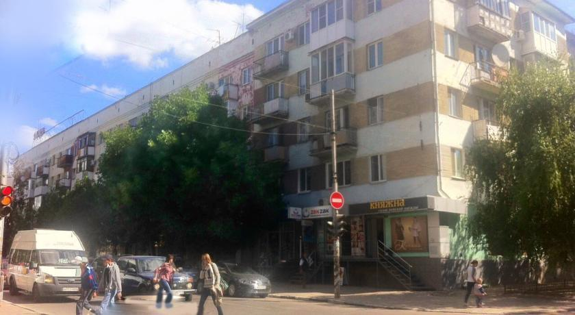 Volyskaya Apartment