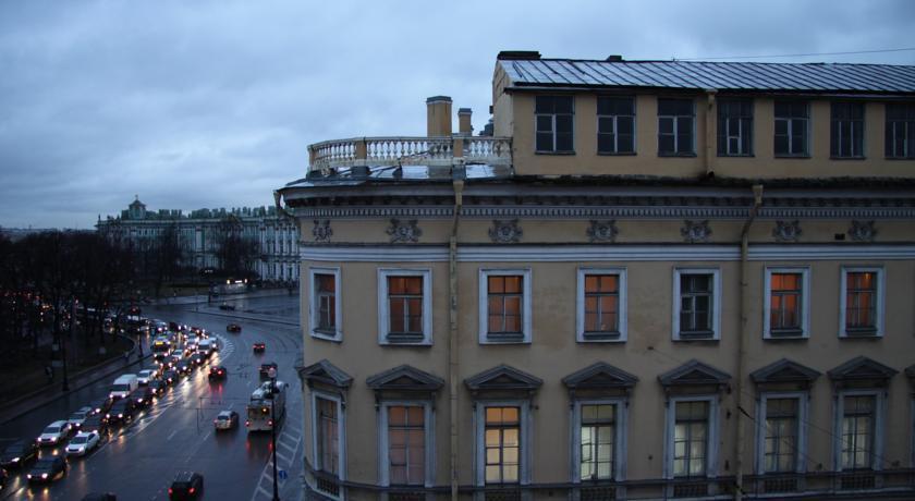 Mini Hotel Nevskaya Panorama