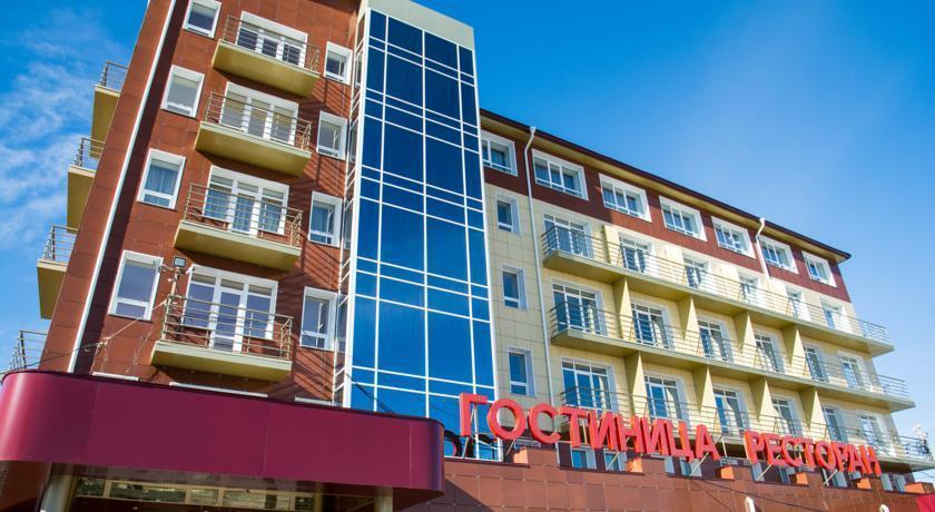 Hotel Pyat Zvezd Khabarovsk