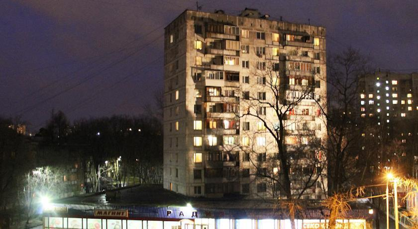 ApartLux Yaroslavskaya Moscow