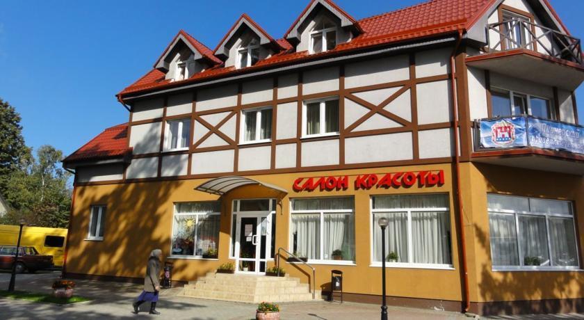 Natalia hotel svetlogorsk pionersky comparer les offres for Comparer les hotels