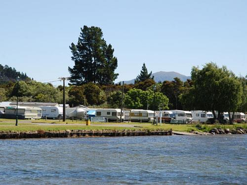 Motuoapa Bay Holiday Park