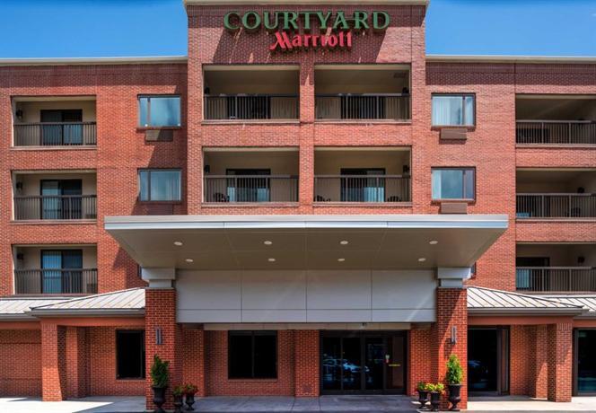 Courtyard by Marriott Worcester