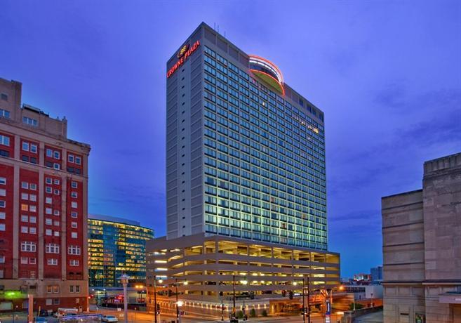 Crowne Plaza Hotel Kansas City Downtown