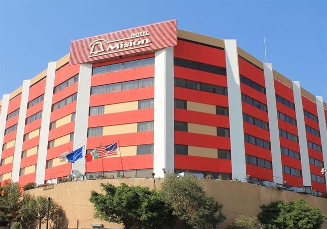 Mision Toreo Centro de Convenciones Naucalpan de Juarez