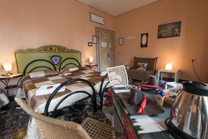 Bed and Breakfast Soggiorno Fortezza Fiorentina, Firenze - Offerte ...