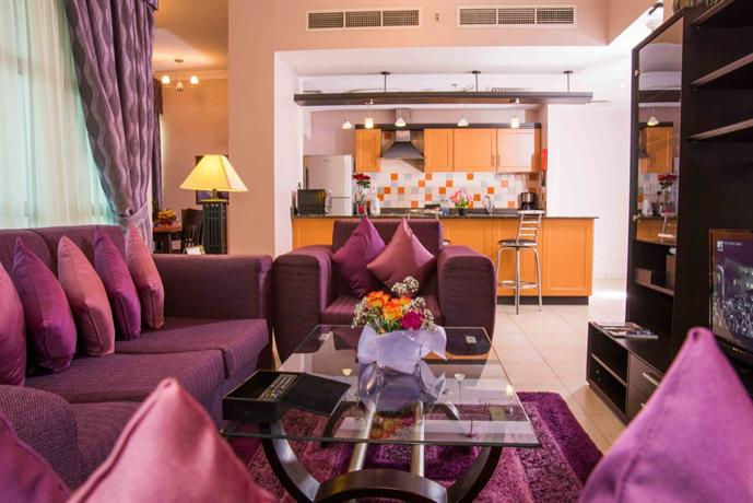 Dusit Pearl Coast Premier El Apartments Accommodations Asia