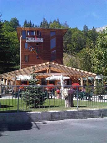Casa Cesana Hotel Chalet