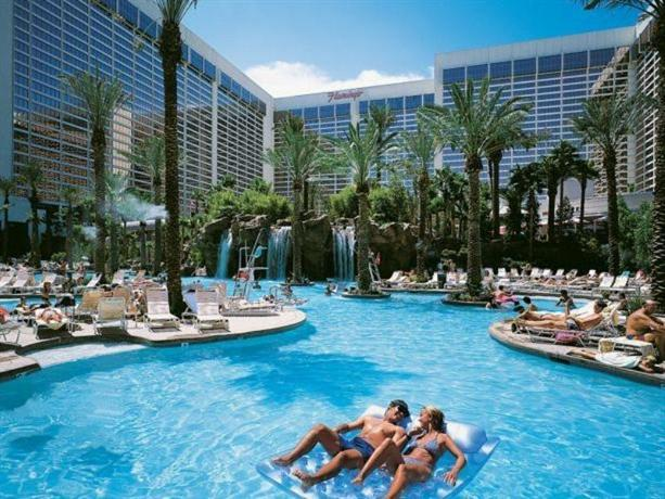 Flamingo las vegas hotel casino compare deals for Hotels in vegas with indoor swimming pools