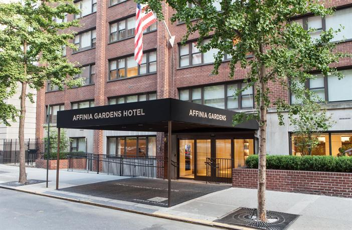 gardens suites hotel by affinia new york city compare deals