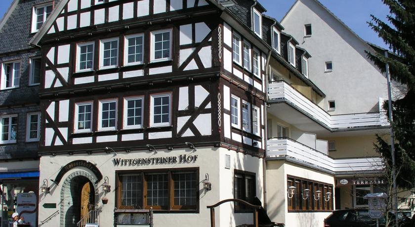 Hotel Wittgensteiner Hof Bad Laasphe Germany