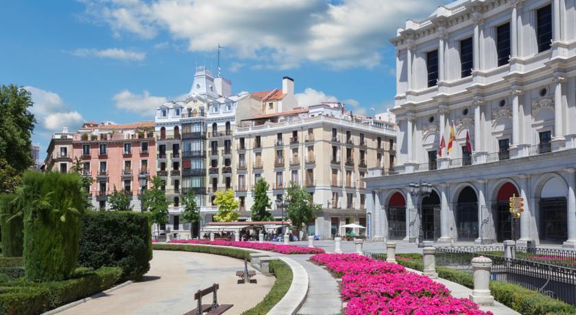 Hostal mairu buscador de hoteles madrid espa a - Hoteles insolitos espana ...