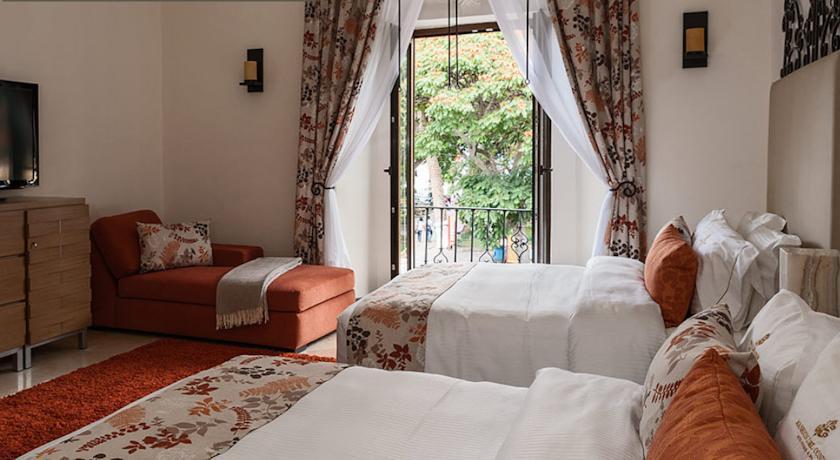 Hotel mansion del conde boutique spa atlixco compare for Boutique spa hotels uk