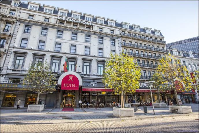 Metropole Hotel Brussels